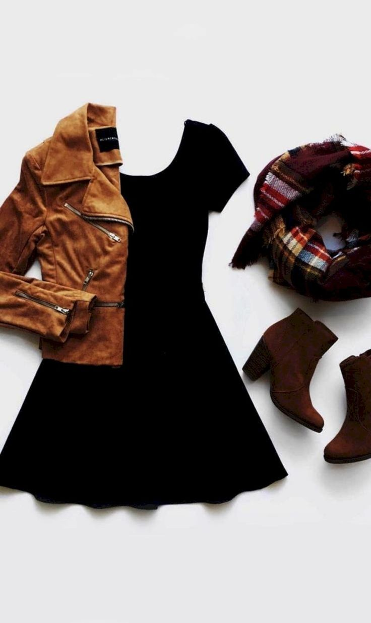 35 Perfectly Cute Winter Outfits for School