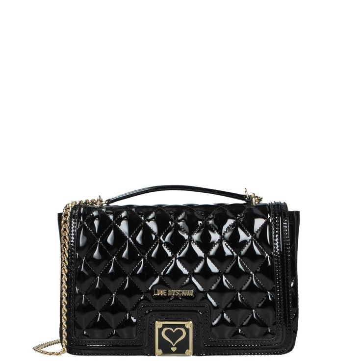 Love Moschino crossbody tas Chanel black