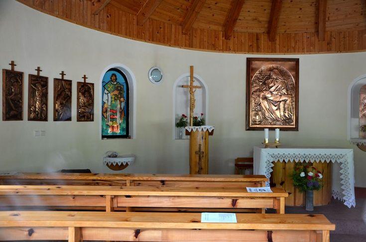 Kaplnka v Košeckom Rovnom
