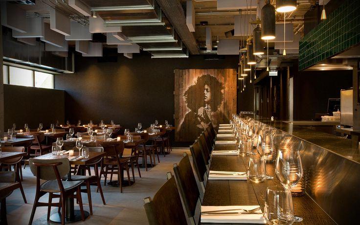 Restaurant C, Amsterdam