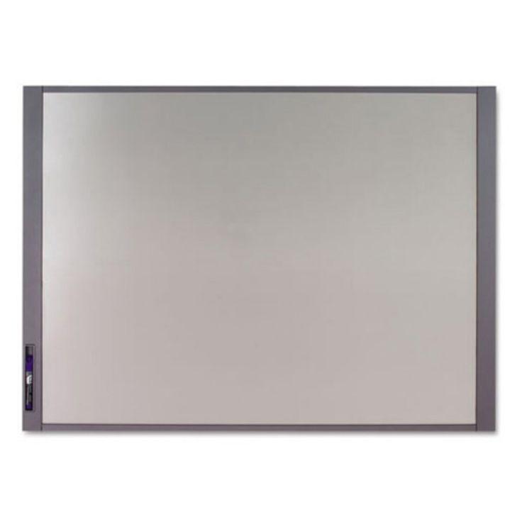 Quartet 47 x 35 in. InView Custom Whiteboard - QRT72981