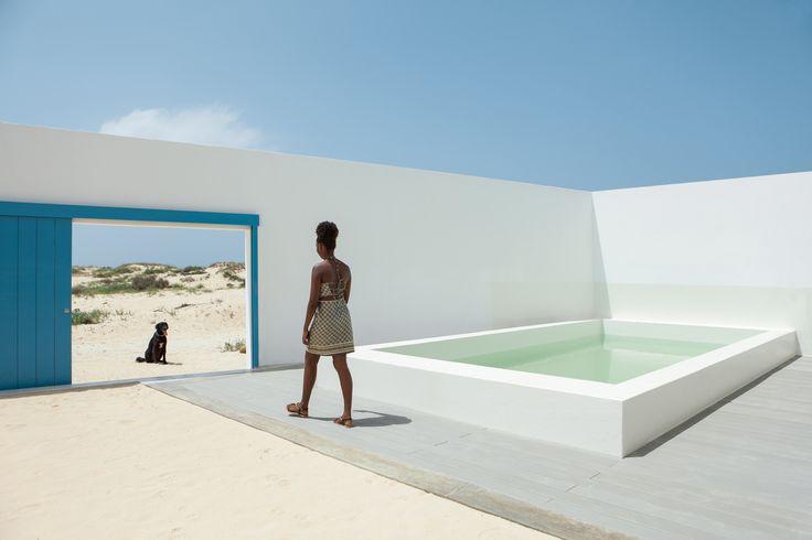 Galeria de Casas na Praia do Estoril / José Adrião Arquitectos - 1