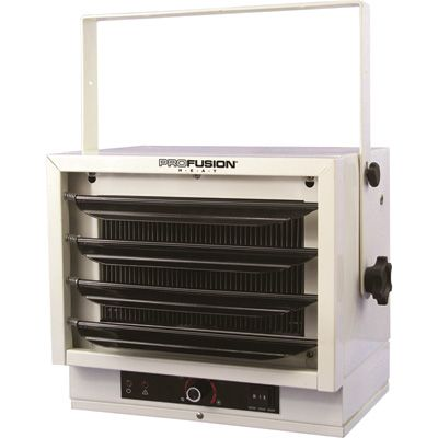 ProFusion Heat Ceiling-Mount Shop Heater — 25,590 BTU, 240 Volts, Model# EH-4604B