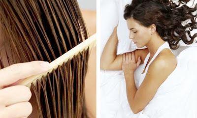 ΟΛΥΜΠΙΑΚΗ ΦΛΟΓΑ: Γιατί πρέπει να MHN κοιμάστε με βρεγμένα μαλλιά