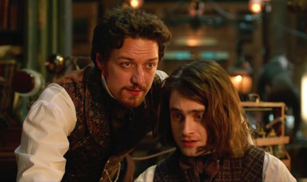 """Victor Frankenstein"" Joins The Sad List Of 2015 Mega-Flops"