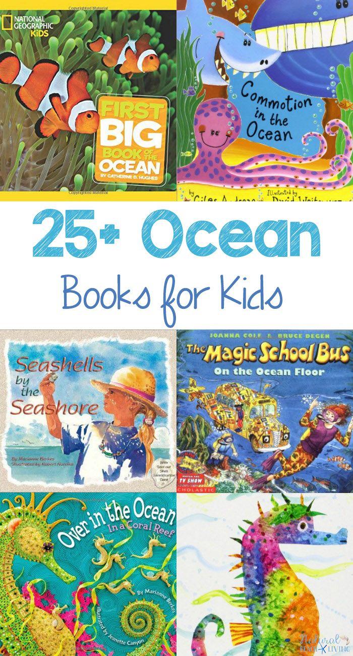 35 Ocean Theme Activities For Preschool And Kindergarten With