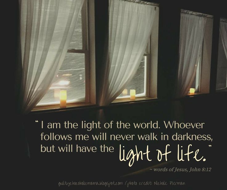 The Light of the World