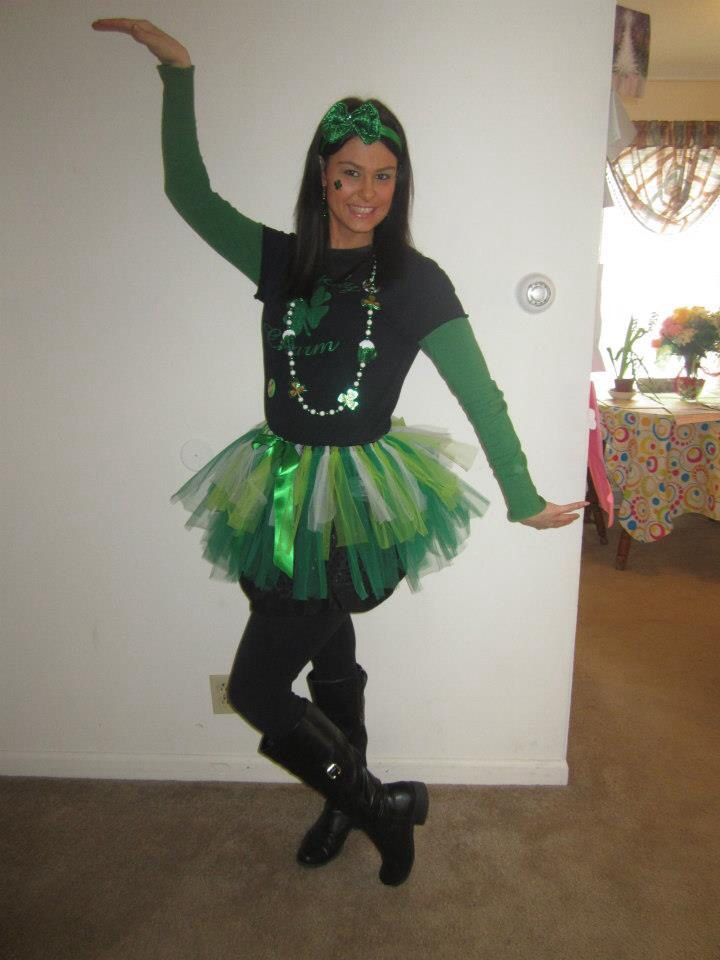 St. Patricks Day Outfit