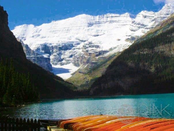 Dinktravelers Español: Parques de las Montañas Rocosas, Canadá