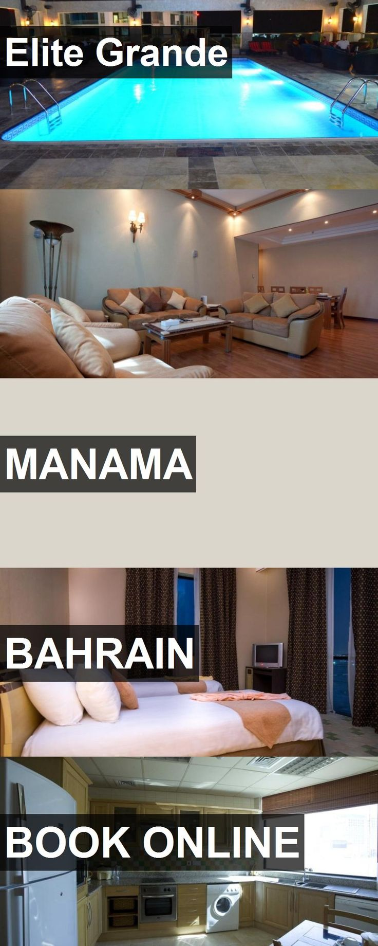 Hotel Elite Grande in Manama, Bahrain. For more information, photos, reviews and best prices please follow the link. #Bahrain #Manama #travel #vacation #hotel