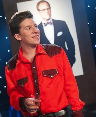 """Now, not only can I serve people in a restaurant, but I can serve people all over the world,"" says ""Food Network Star"" winner, Justin Warner. ""I feel like Batman."""
