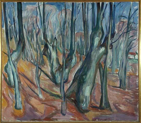 Edvard MUNCH 1923