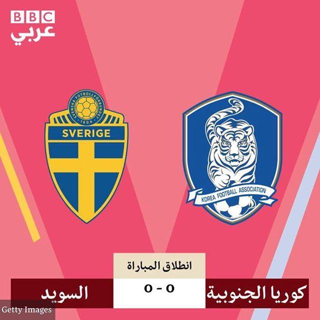 انطلاق المواجهة بين السويد وكوريا الجنوبية في كأس العالم Gettyimages كوريا الجنوبية السويد كأس العا Porsche Logo Vehicle Logos Korea