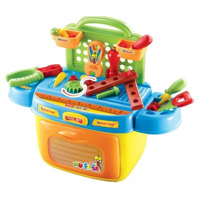Berry Toys My First Portable Tool Box Play Set - BR008-90