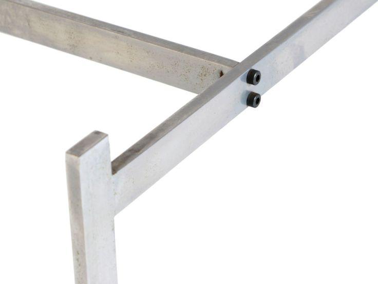 A PK-61 Low Table by Poul Kjaerholm 7