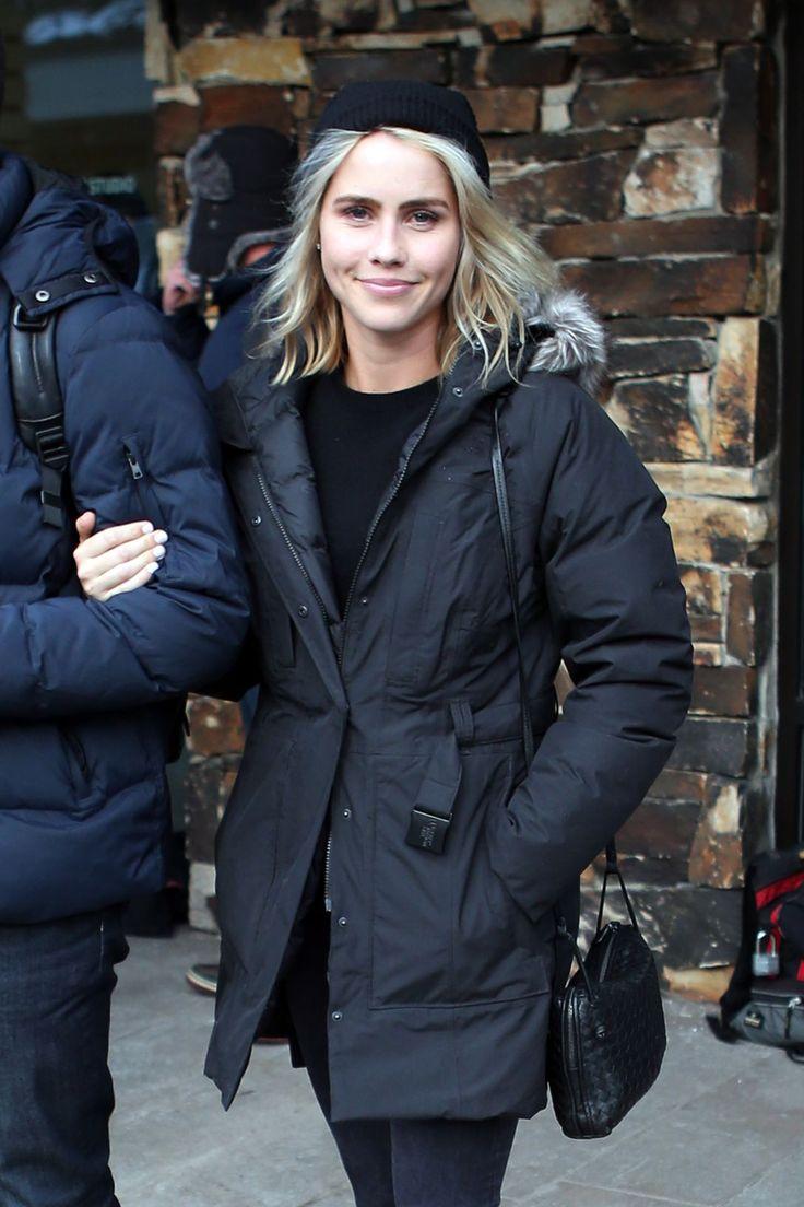 Claire Holt  #ClaireHolt Out During the 2017 Sundance Film Festival in Park City Celebstills C Claire Holt