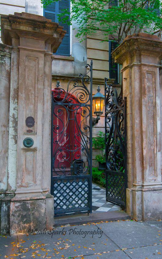6647/62115 Red Door House Legare Street Charleston SC