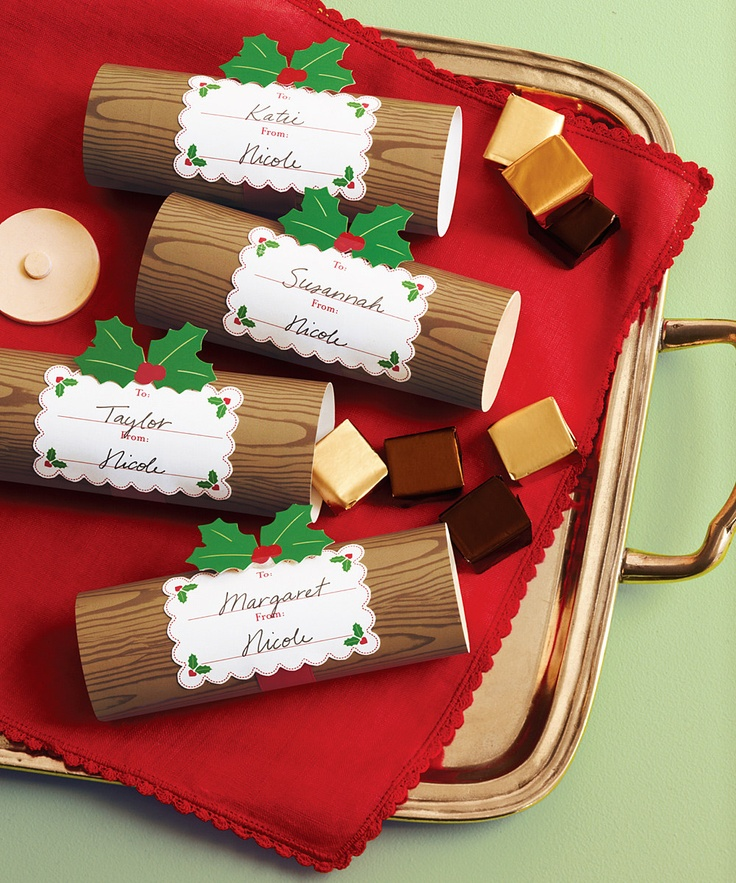 32 best yule log hunt images on pinterest yule log for Log craft ideas