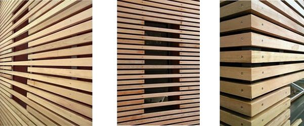 Wooden Cladding Detail ~ Best images about cladding on pinterest glazed