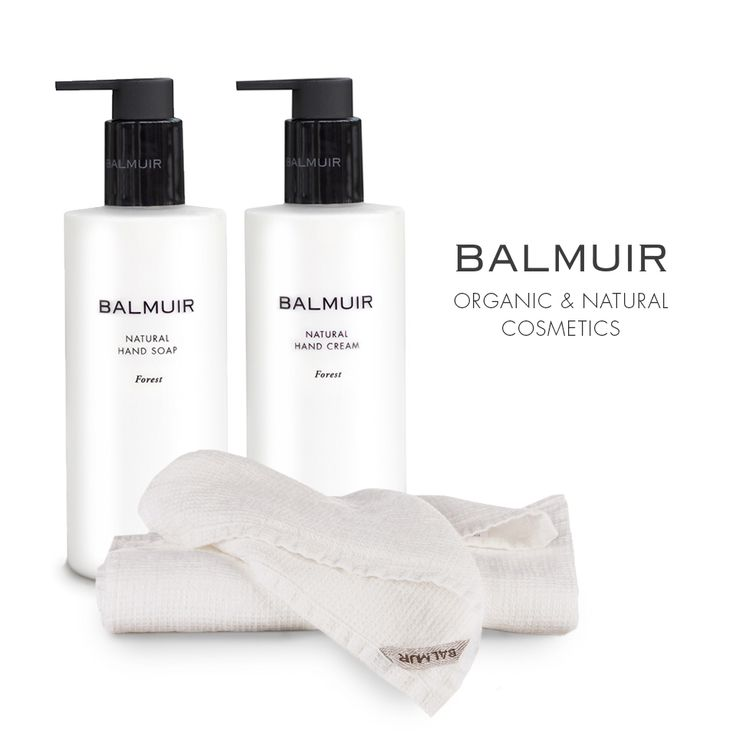 Ecocertified Balmuir cosmetics available www.balmuir.com/shop