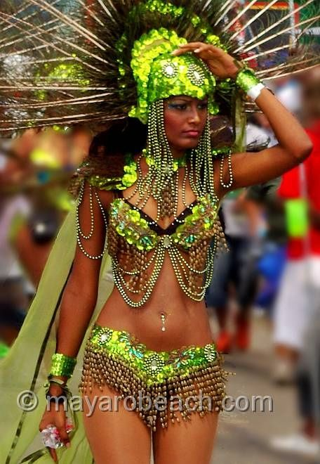Carnival Costumes – Creative and Fun Ideas for Carnivals