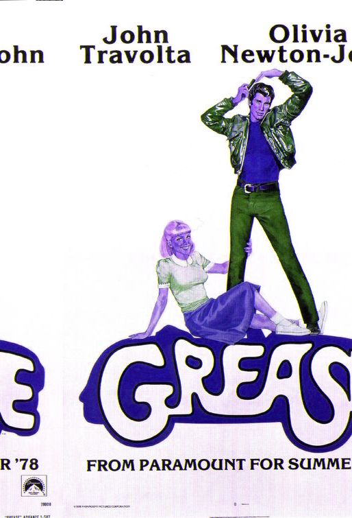 Grease Movie Poster - Internet Movie Poster Awards Gallery