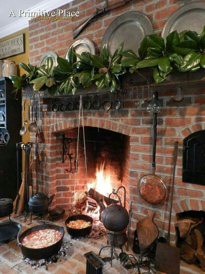62 Best 18th Amp 19th Century Kitchens Images On Pinterest