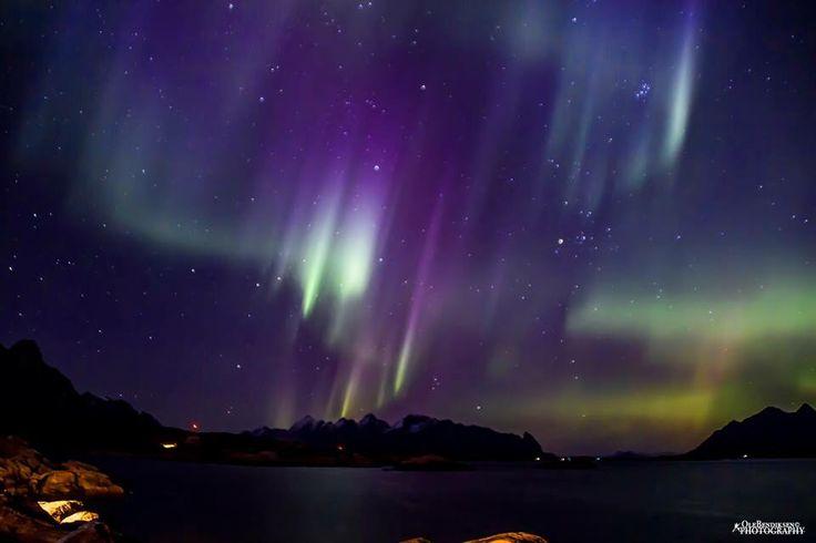 Lofoten, Norway.. Tatt av Ole bendiksen