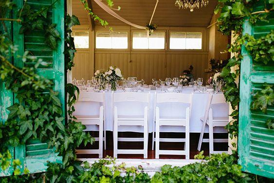 A Summerlees Cottage Wedding by Sutoritera
