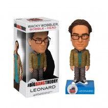 Big Bang Theory Leonard Wacky Wobbler