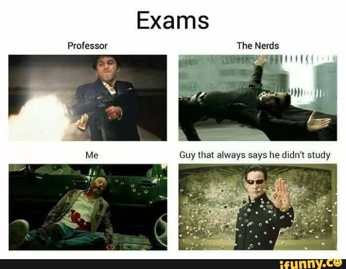 Funny Memes For Studying : Best exam memes for test images gym quote and