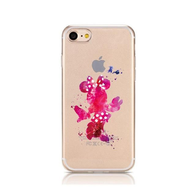 clear silicone iphone 7 case