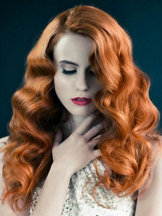 15 Best Outrageously Orange Images On Pinterest Ginger Hair Red