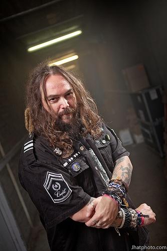 Max Cavalera. Sepultura/Soulfly/Cavalera Conspiracy .