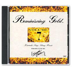 Sound Choice® Reminiscing Gold Karaoke CD+G Series - Volume 7