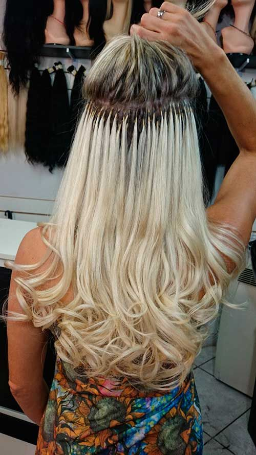Best 25 hello hair ideas on pinterest grey dyed hair dark 60 mega hair fotos tipos 7 cuidados como colocar extension hairstyles hello pmusecretfo Gallery