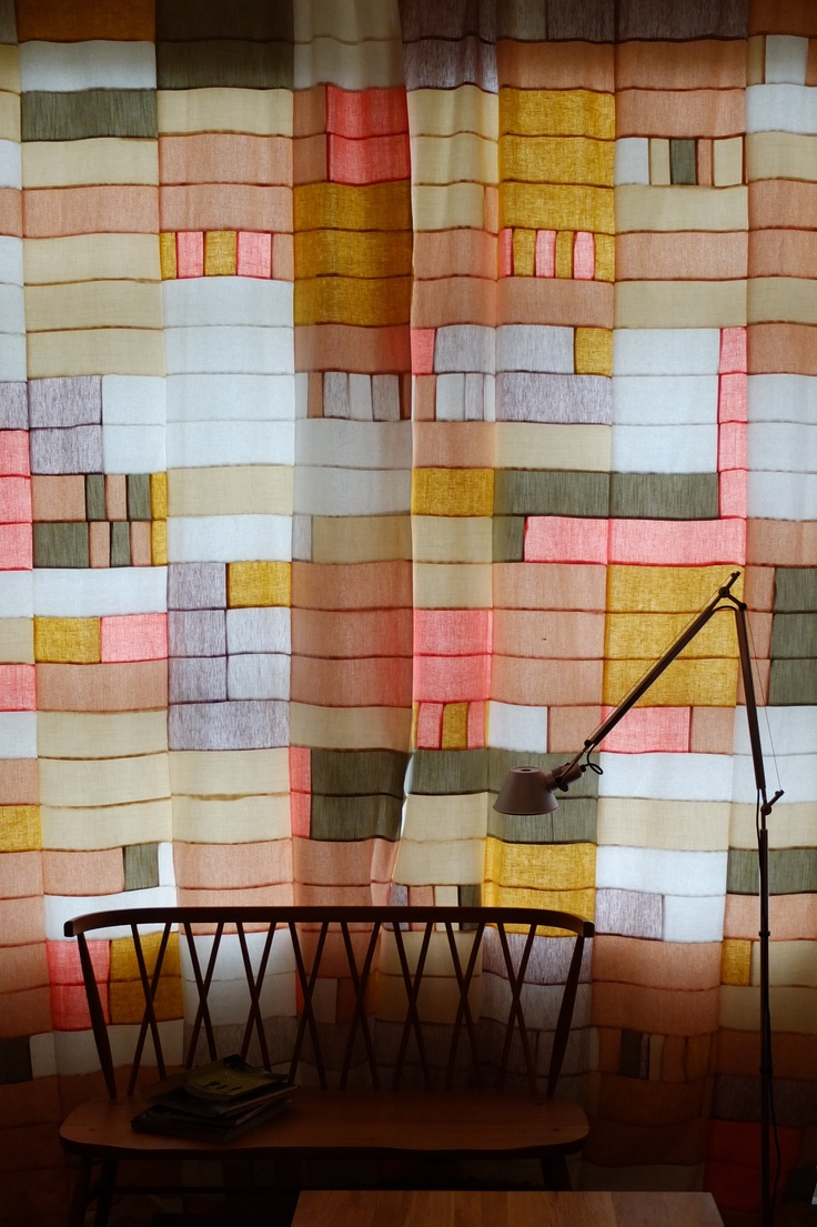 project patchwork curtains.