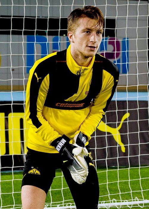 Reus as keeper
