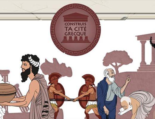 Construis ta cité grecque : http://education.francetv.fr/serious-game/construis-ta-cite-grecque-o29057