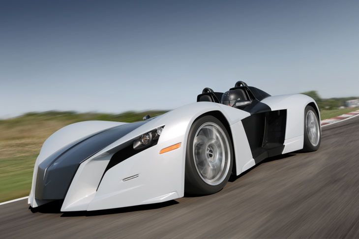 Magnum presents the MK-5 - their answer to the KTM X-Bow. Check out our news at http://www.the-motorist.com/autonews/magnum-mk5.html