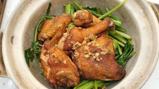 Hong Kong Crispy Skinned Chicken | MasterChef Australia