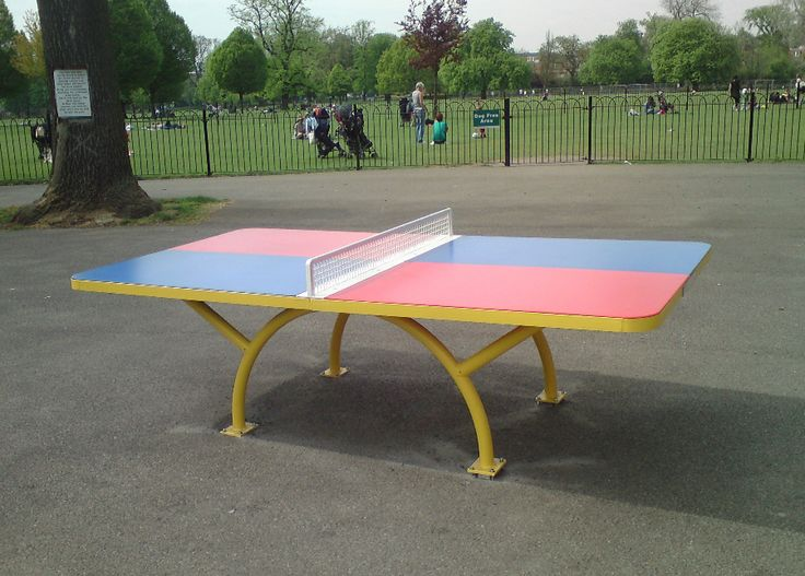 Outdoor Table Tennis Tables for Schools, Outdoor Table Tennis, AMV Playgrounds.