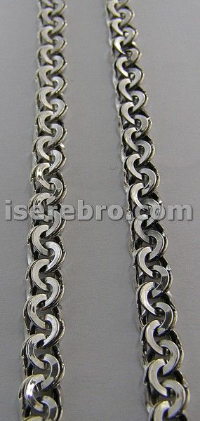 Серебряная цепочка - 945 грн 55 см. 821 грн 50см.