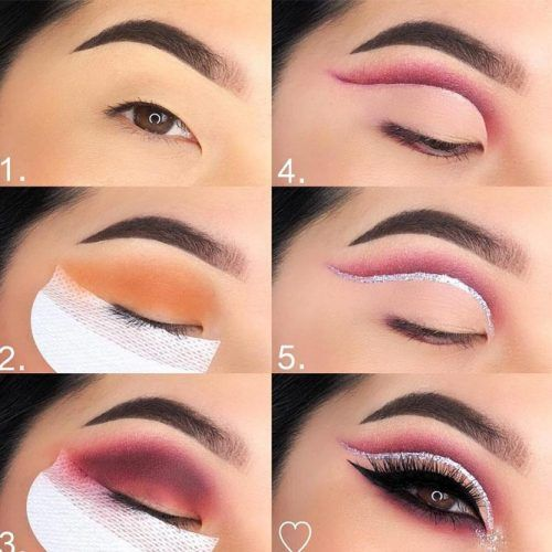 27 Eye Makeup Tutorials to Take Your Beauty to the Next Level ,  Bonswifeb