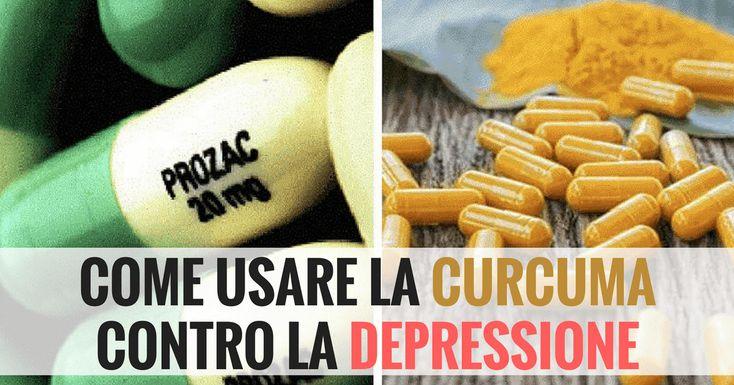 La Curcuma è Più Efficace Del Prozac Contro Depressione, Ansia e Stress. Ecco Come Consumarla