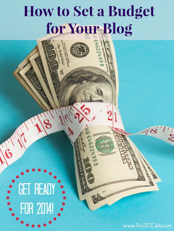 How to Create a Budget For Your Blog in 2014 | How to Budget in 2014