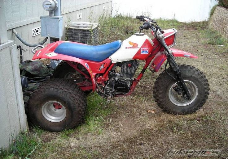 Atv For Sale Cheap >> 1985 Honda 200x | ATVs | Pinterest