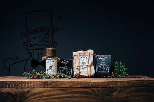 Gentleman Beard Oil