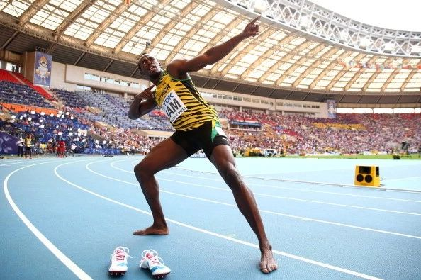 14th IAAF World Athletics Championships Moscow 2013 - Day Nine:写真・画像