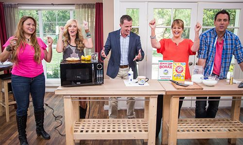 Home & Family - Tips & Products - Bruce Lubin's Easy Solutions to Everyday Problems | Hallmark Channel